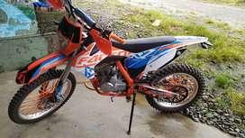 Se vende moto Factory Ak47