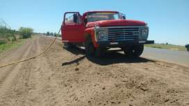 Alquilo Camion Cisterna Regador