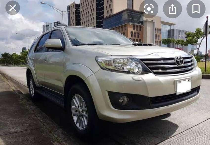 Toyota Fortuner 2014 - Automatica