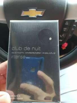 Perfume original CLUB the nuit intense 105 ml