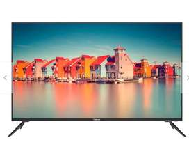 "TV Caixun Smart UHD 50"" Nuevo"
