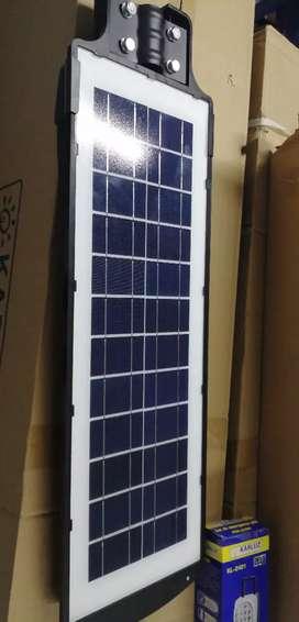 Alumbrado solar