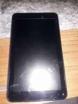 Vendo tablet en perfectas condiciones lo único que tiene roto el pin de carga único detalle