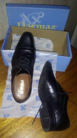 Zapatos Para Hombre De Cuero Usados