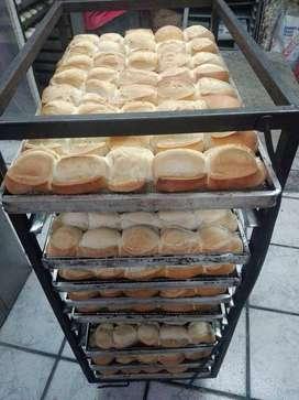 HORNERO para panaderia