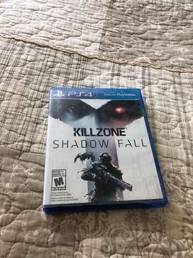 Killzone shadow fall-ps4