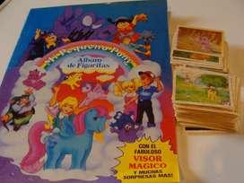 Figuritas Mi pequeño pony 1987 aladino