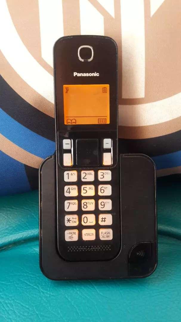 Paasonic con identificador y altavoz 0