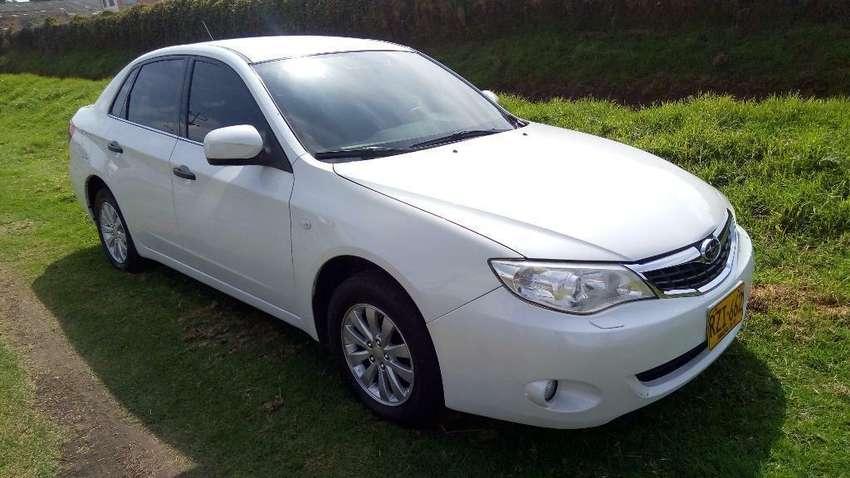 Subaru 2009 Impreza 4x4 116.000km 0