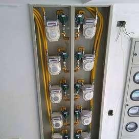 Instalación y mantenimiento de redes de gas