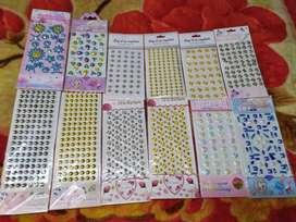 Sticker x 12 modelos diferente