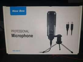 Microfono profesional New Bee