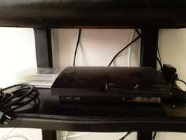 VENDO PS3 con todos los juegos