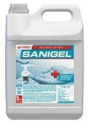 sanitizante en gel Sanigel 0
