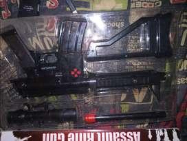 Vendo Assault rifle game