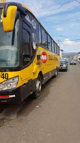 Bus Volkswagen 45 pasajeros Escolar e Interinstitucional perfectas condiciones