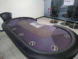 Vendo mesas de juego de poker