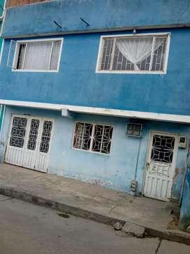 Se vende casa en el sur de Bogotá bien ubicada