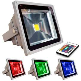 REMATE!! Reflector LED Multicolor 20W