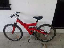 Bicicleta rin 26 10/10