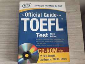 Guia preparación Examén Toefl con CD de práctica