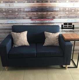 Sofa Nordico Alpha Rustic O Chenille