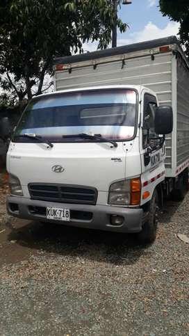 Venta camion Hyundai modelo 2007