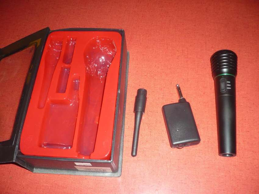 microfono inalambrico