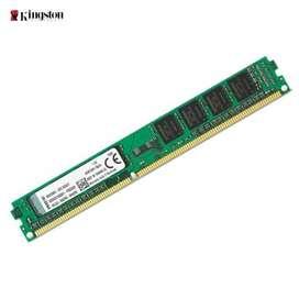 VENDO MEMORIA RAM  DE 4 G