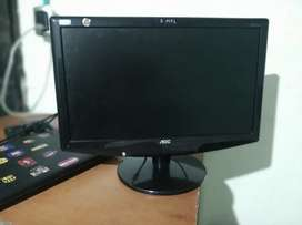 Vendo Monitor AOC 19 pulgadas VGA