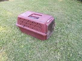 Caja de transporte para perro y gato Nº1 (Lujan de Cuyo)