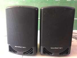 2 Bafles mas planta de sonido