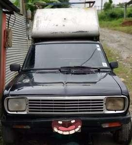 Datsun 1200 Papeles al día