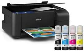 Impresora Multifuncion Epson Ecotank L3210