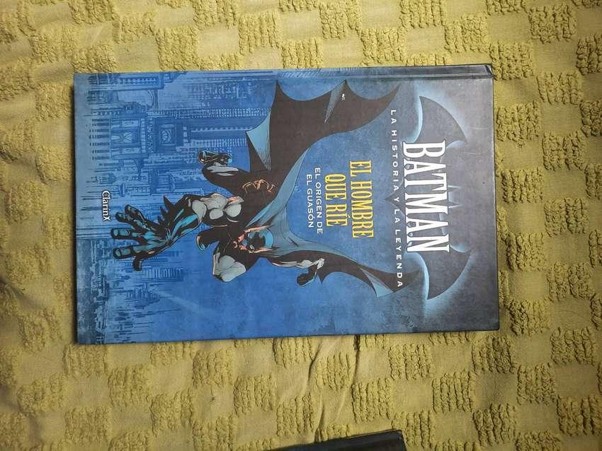 Batman - La Historia Y La Leyenda- El Hombre Que Rie - N2 - Clarin