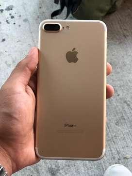 Se vende iphone 7plus de 32 gb excelente estado