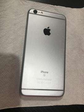 Iphone 6s plus de 32 gb 98% bateria