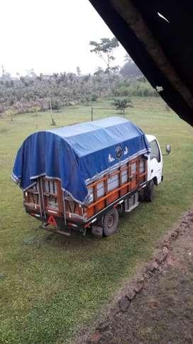 Camión chevrolet nhr