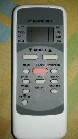 Control Aire Acondicionado Rg51q1 Bge