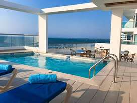 VENDO HOTEL 55 HABITACIONES EN CARTAGENA PRIMERA LINEA ALMAR