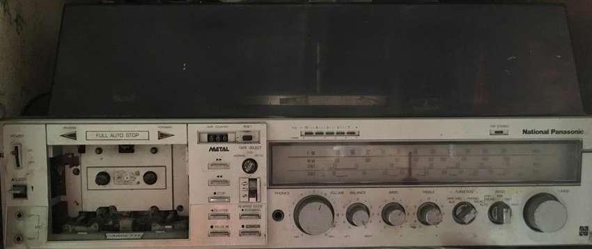 Equipo Antiguo National Panasonic 0
