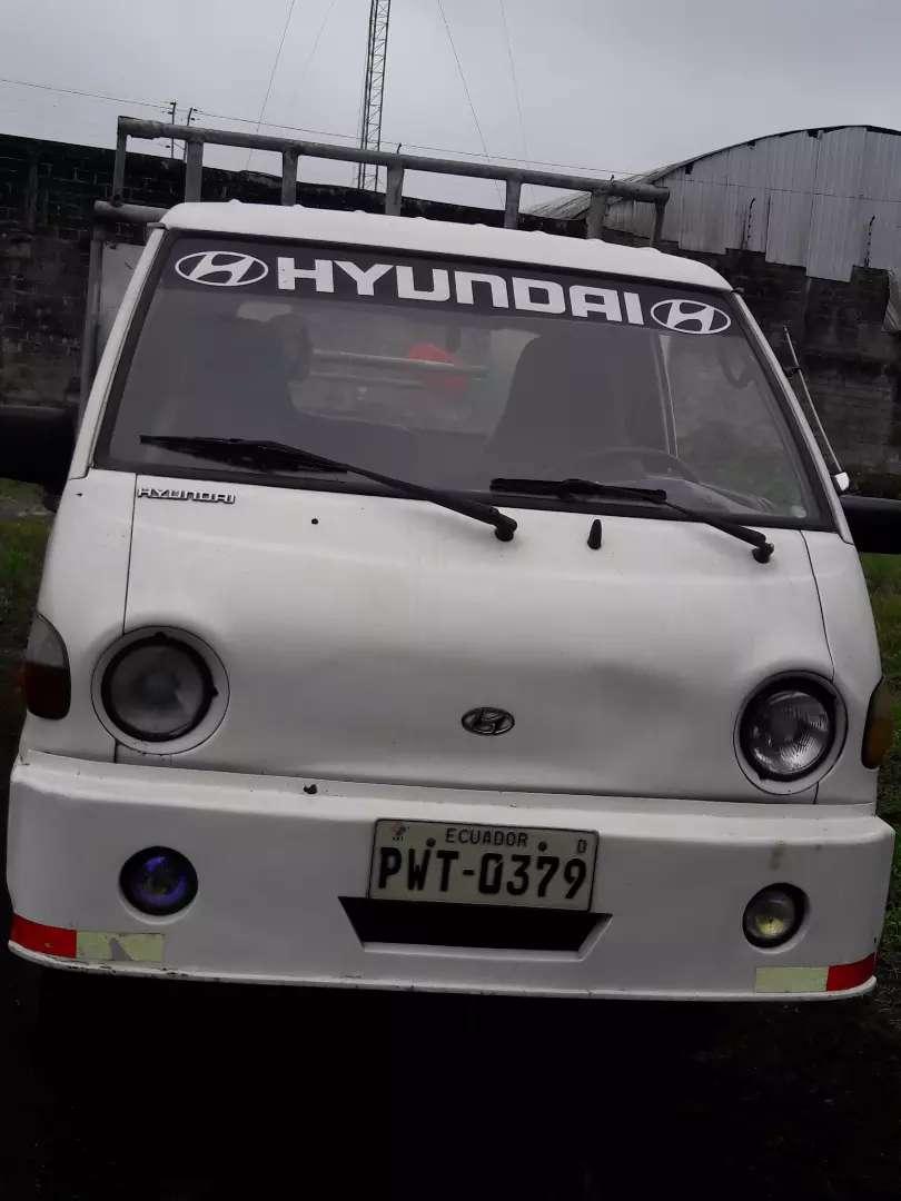 Vendo camión Hyundai h100 de 2 toneladas 0