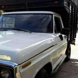 Ford F100 Diesel, Motor Nissan 6,titular