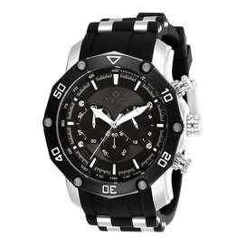 Reloj Invicta Pro Diver 28753 Black Style Hombre Elegante
