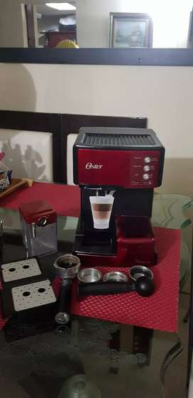 Cafetera Primalatte Oster