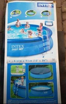 Pileta Intex