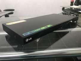 LG dvd dv497h