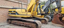 Excavadora Importada 325BL Caterpillar
