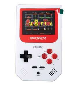 RETRO-BIT - GO RETRO! PORTABLE IN RED 260 (MEGA-MAN2)