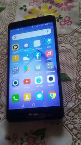 Vendo Huawei mate 9 Lite dos meses de uso